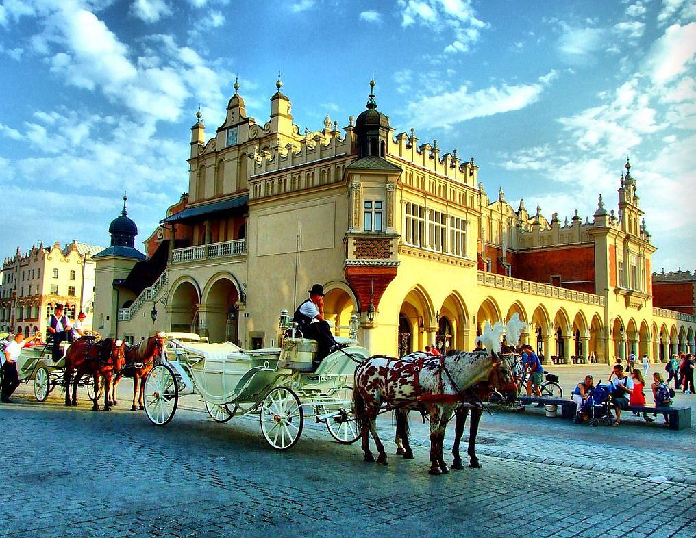 Krakow Tours Uk