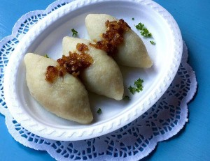 kartacze polish traditional cuisine patatoes