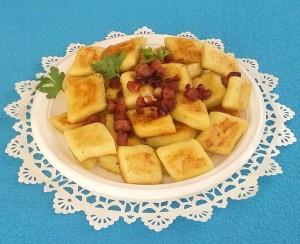 kopytka polish patato cuisine traditional